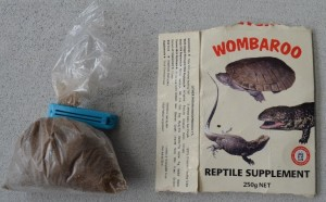 Reptile Meat Mix Recipe